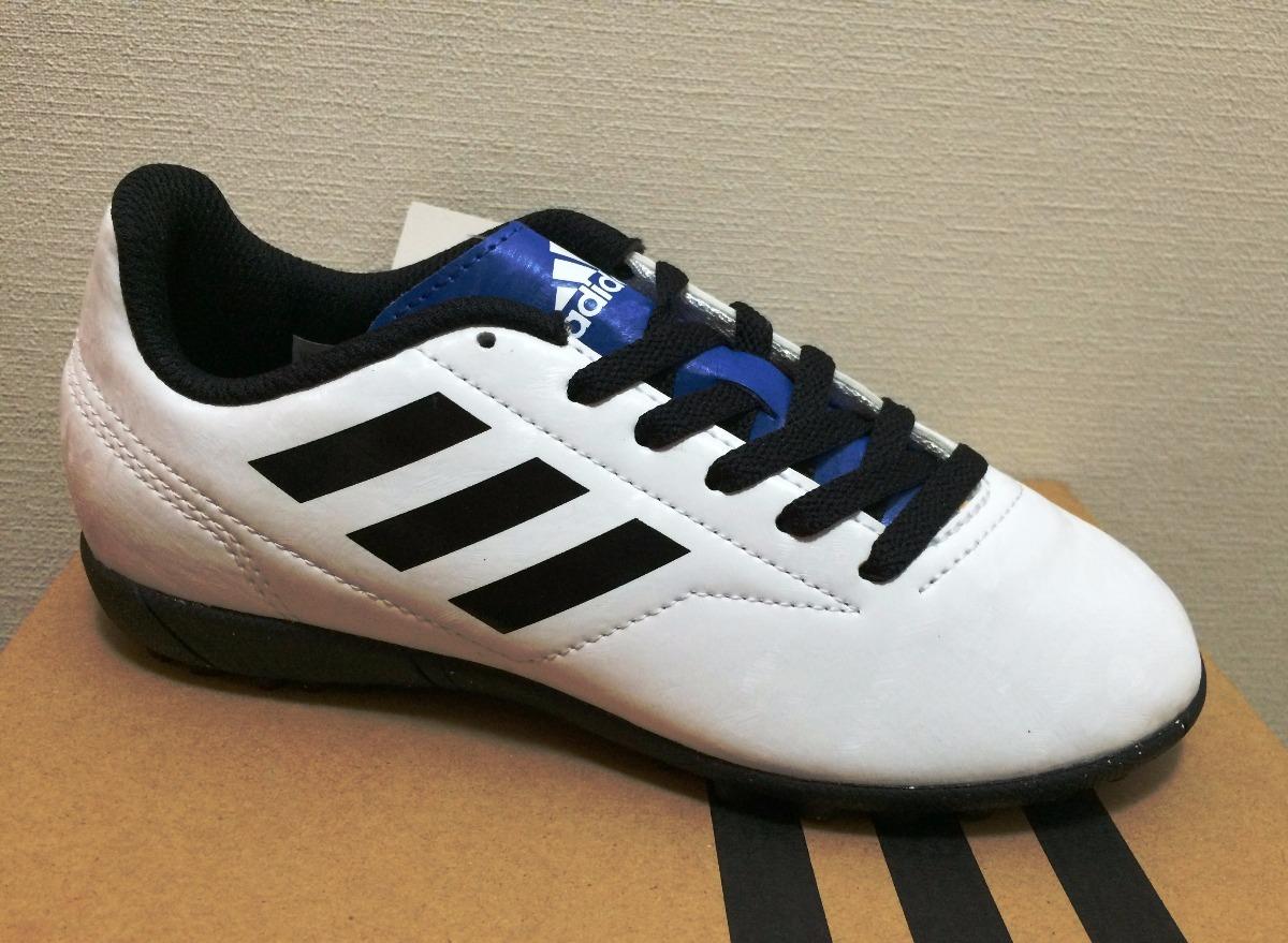 Zapatillas niño baby futbol adidas blancas envío gratis cargando zoom jpg  1200x879 Baby zapatillas de futbol eacd7c34c8030