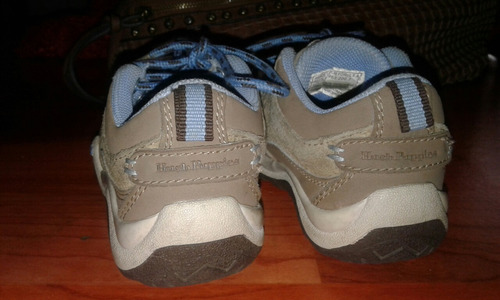 zapatillas niño hush puppies