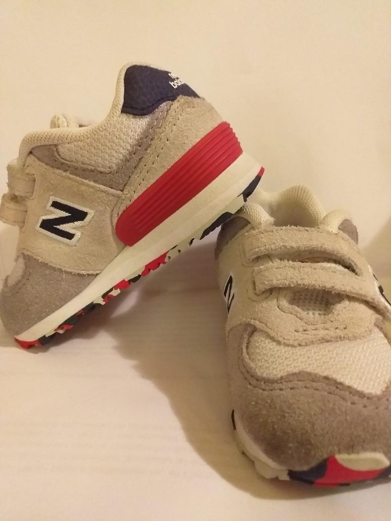 zapatillas new balance talla 20