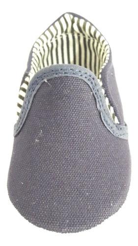 zapatillas niños panchas del 18 al 33 lisas