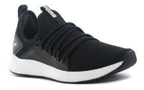 zapatillas puma negras hombre