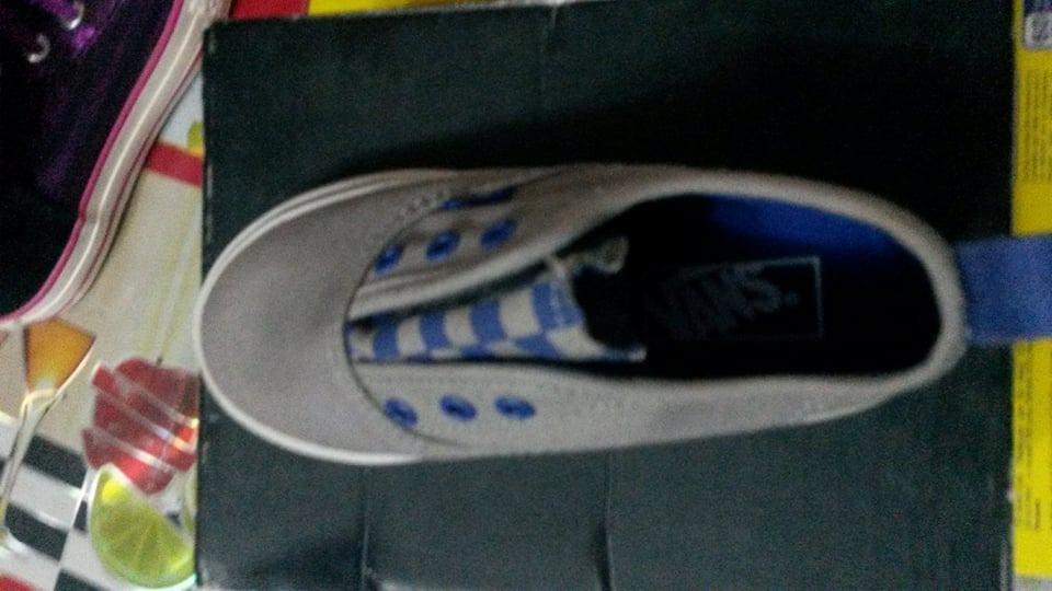 zapatillas vans talla 25