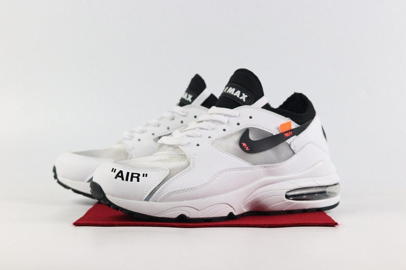 lowest price 25ecc 7bfc2 zapatillas off-white x nike air max 93 exclusive 1. Cargando zoom.