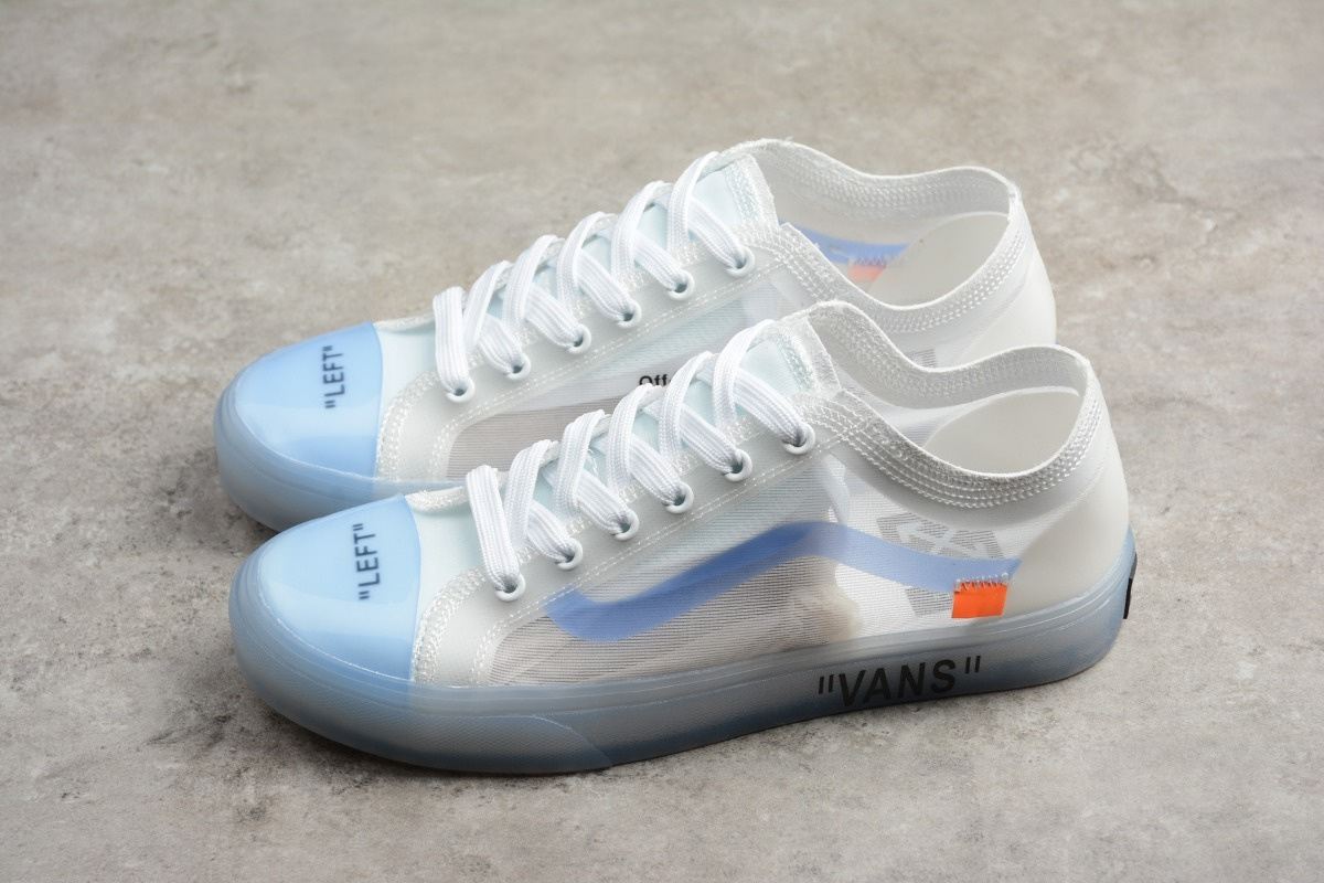 832eed2a882d9 Zapatillas Off-white X Vans Old Skool willy (sale) - S  399