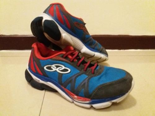 zapatillas olympikus wee running (niño) - impecables