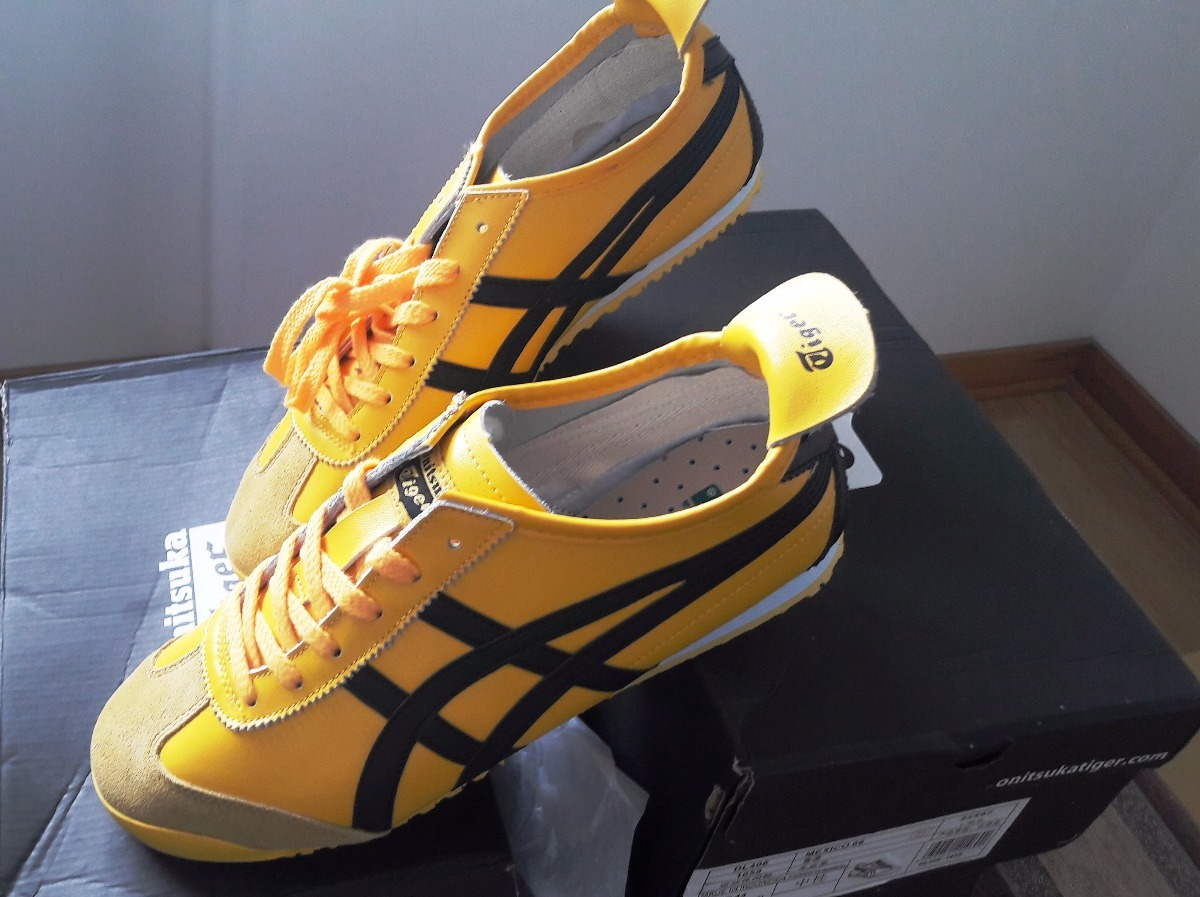 910f20ff6625c zapatillas onitsuka tiger méxico 66 amarillas - kill bill. Cargando zoom.