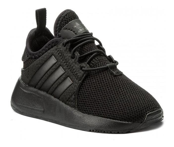 zapatos adidas niños negras