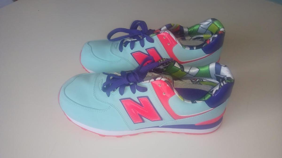 3 Mujer Zapatillas Hombre New Balance 000 Originales Kl574 Color fYqp1ax0qn
