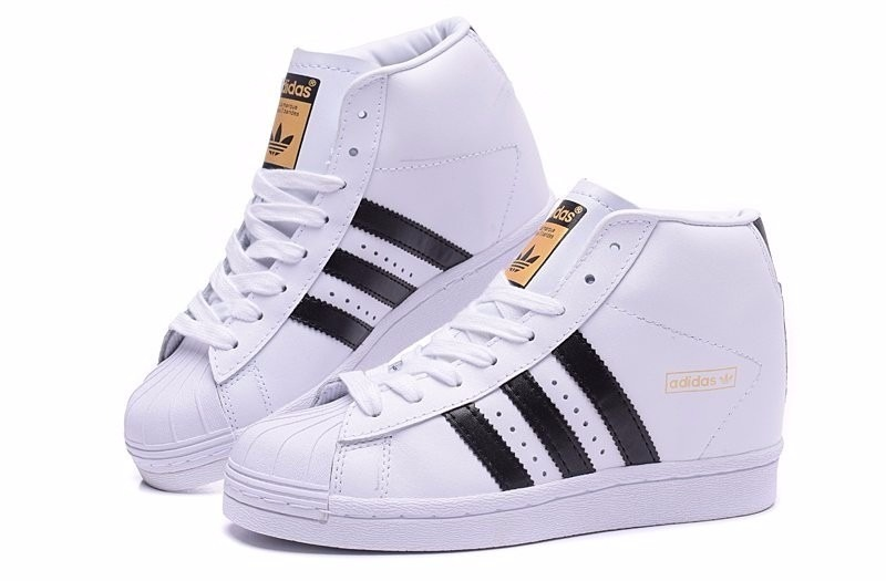 adidas superstar up blancas