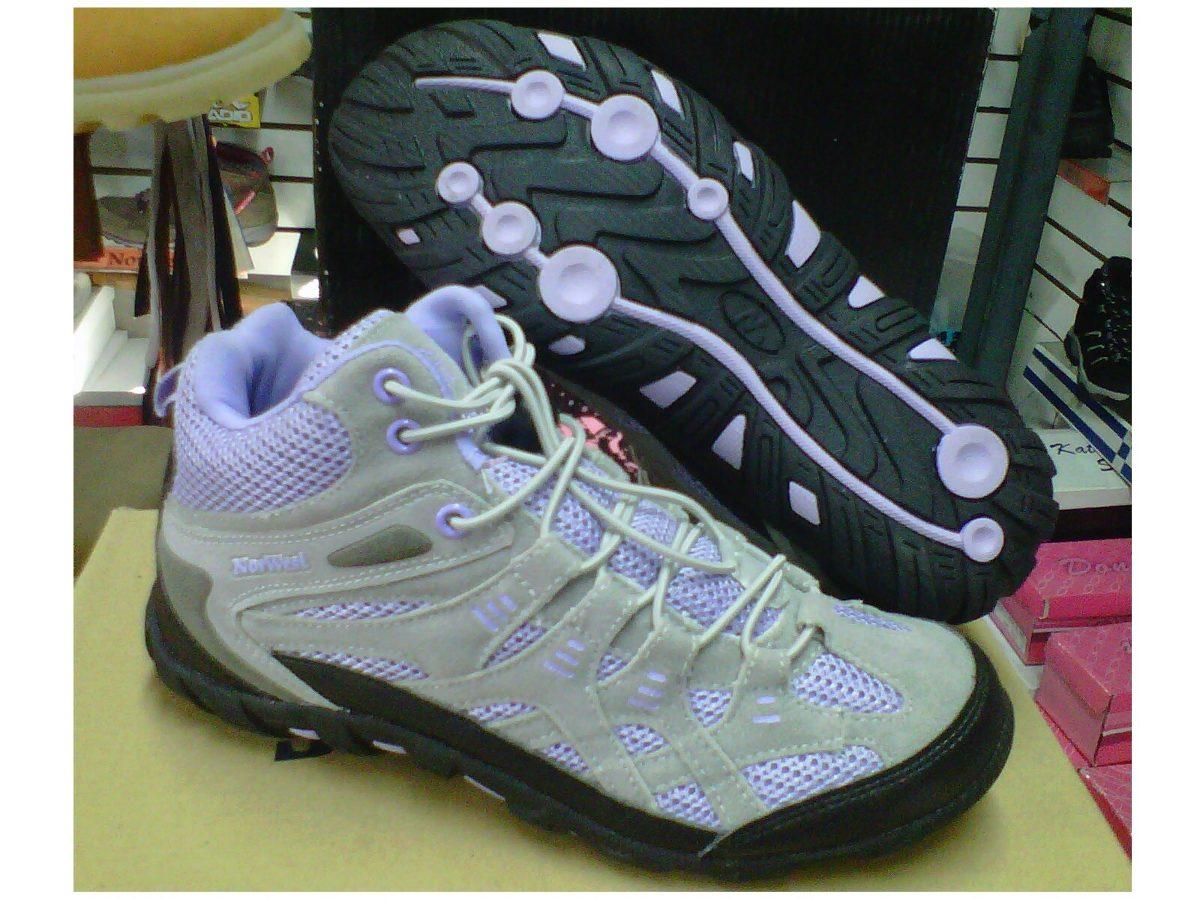 Zapatillas Trekking Lotto Outdoor Zapatillas en Mercado