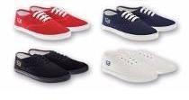 55fa6710a2 Zapatillas Panchas Lona Mujer Deli Por Menor - $ 250,00 en Mercado Libre