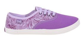 86a6ed987a Zapatillas Pancha Con Cordones Mujer - Ropa y Accesorios en Mercado ...