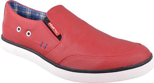 zapatillas panchas urbanas 100% cuero base anti-deslizante