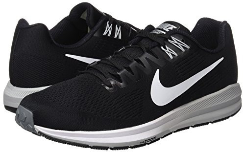 huge selection of 3476a af695 Zapatillas Para Correr Nike Para Hombre Air Zoom Structure 2