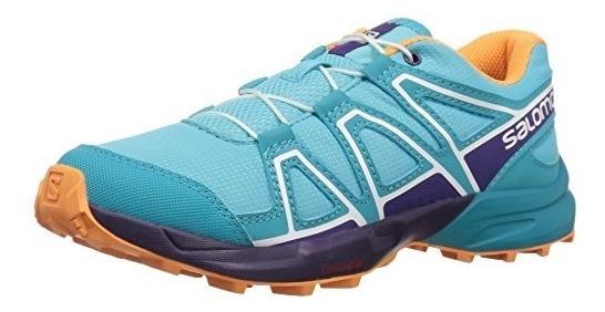 zapatillas salomon para trail running ni�a mercado libre