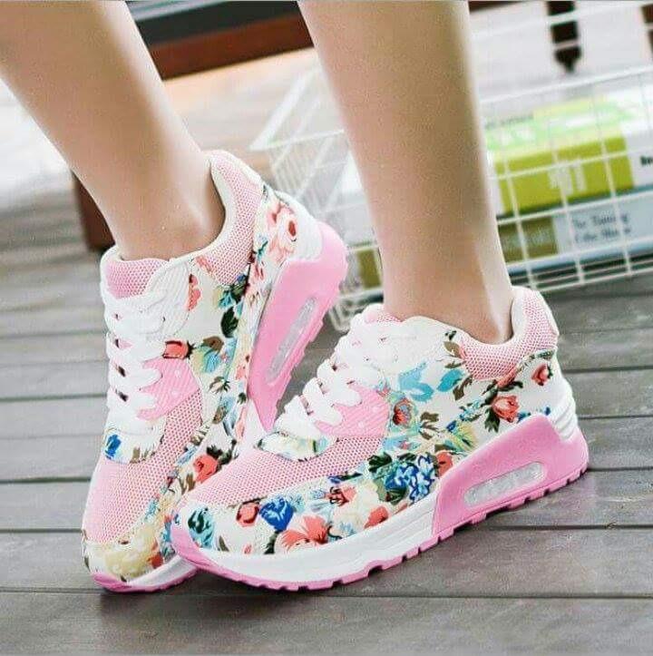 zapatillas new balance mujer floreadas