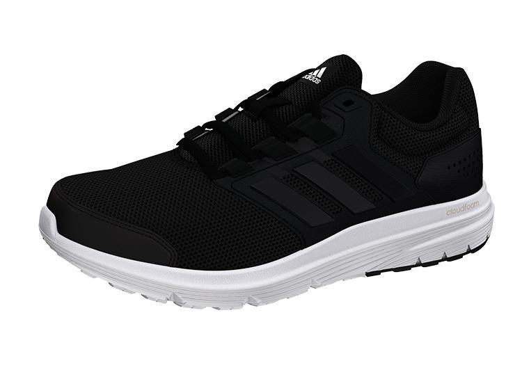 brand new 3374d 8d46d Home Hombre Zapatillas de running hombre. adidas Galaxy 4 M