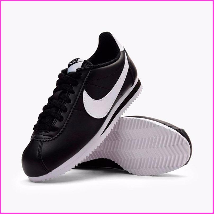 mejores zapatillas de deporte el más nuevo productos de calidad Zapatillas Para Mujer Nike Cortez Basic Original Nuevo Zdptm