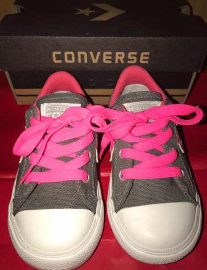 Zapatillas Para Nena Converse All Star Divinas ! N24