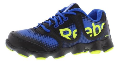 zapatillas para niño reebok atv19 sonic rush