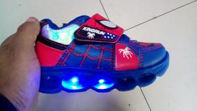 c9accf876 Zapatillas Del Hombre Araña Para Niños en Mercado Libre Perú