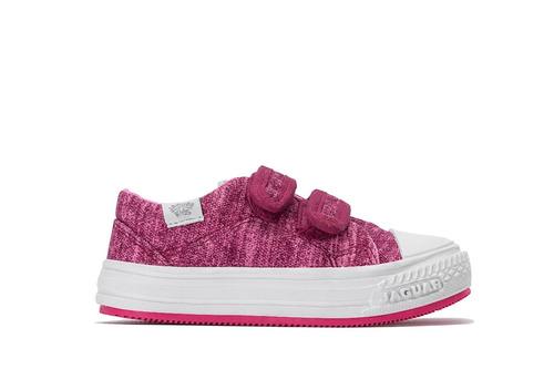 zapatillas para niños jaguar c abrojo art.149