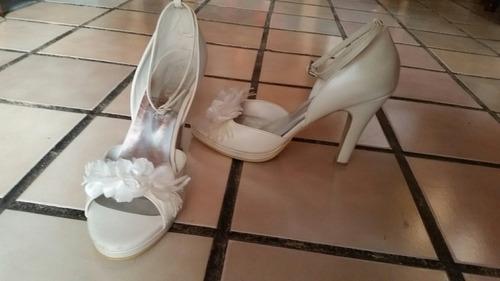 zapatillas para novias marca grezzo