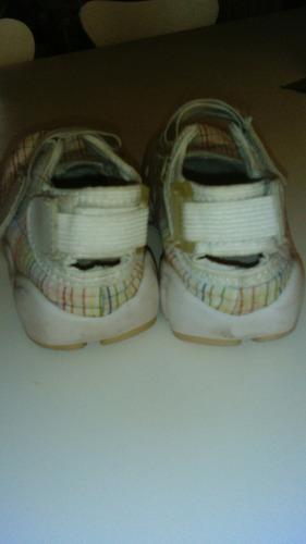 zapatillas pezuñas solo 2 usos impecables!!!