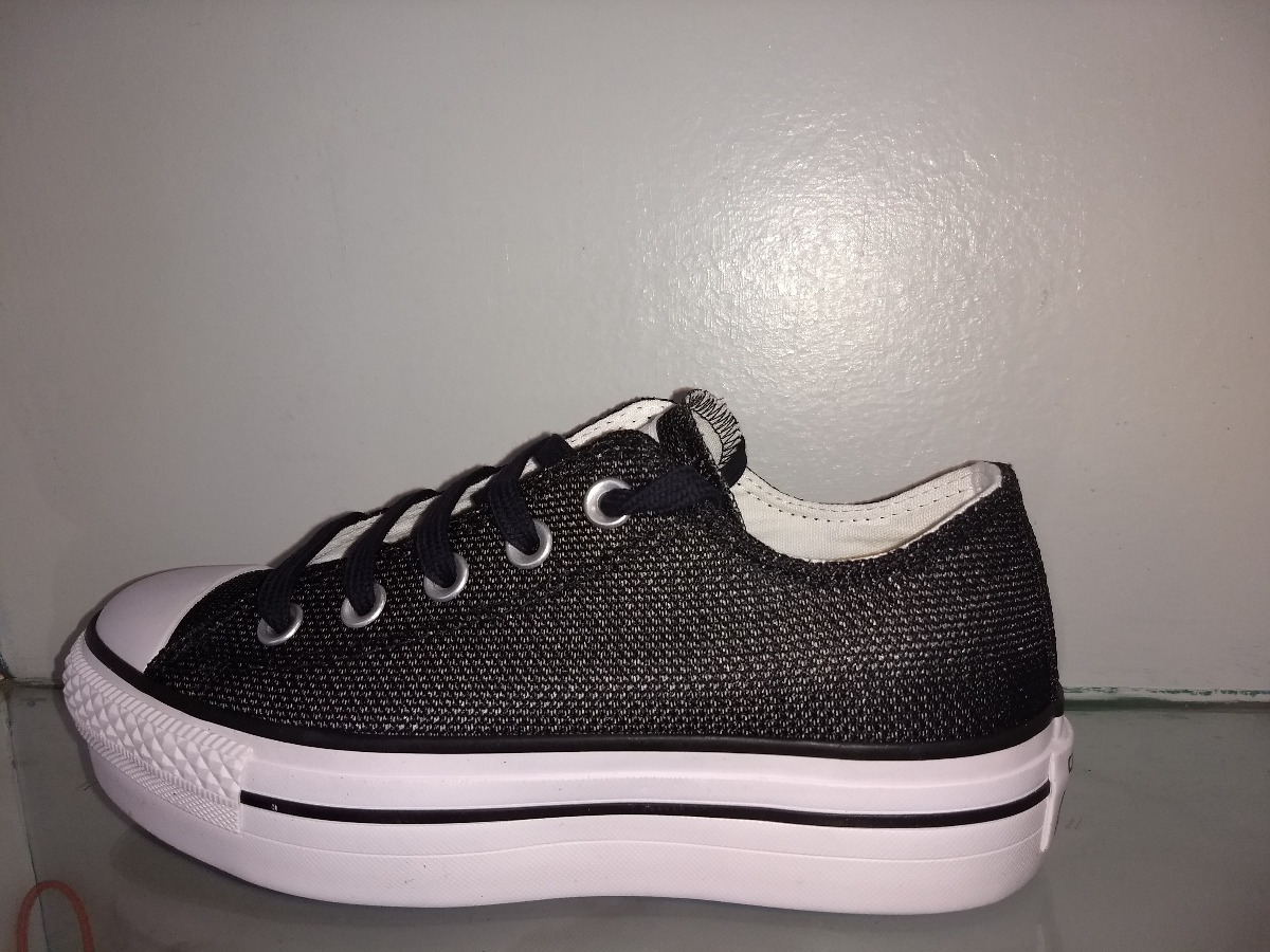 09b8cdaf57 zapatillas plataforma converse 558767c rosa 558768c negro. Cargando zoom.