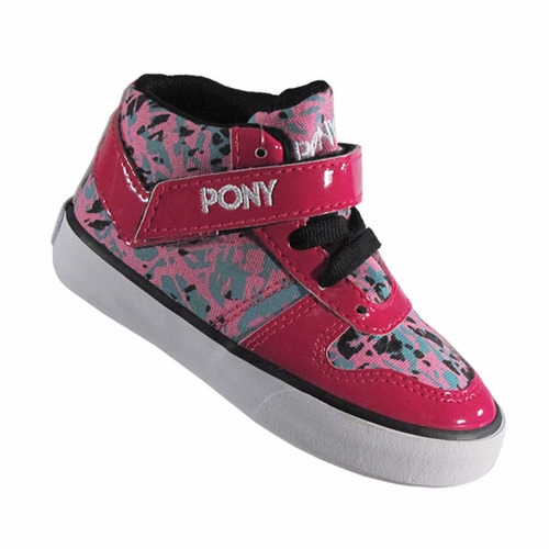 zapatillas pony comandito bb