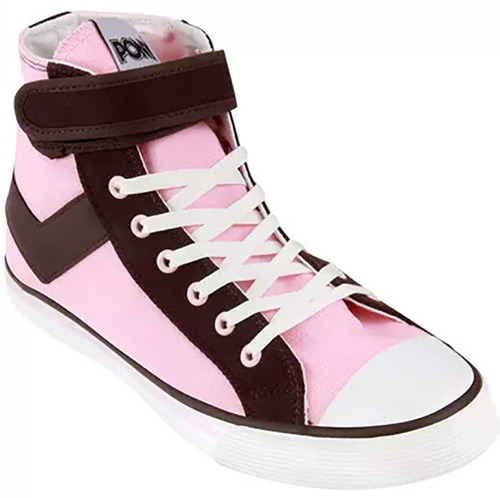 zapatillas pony shooter canvas hi