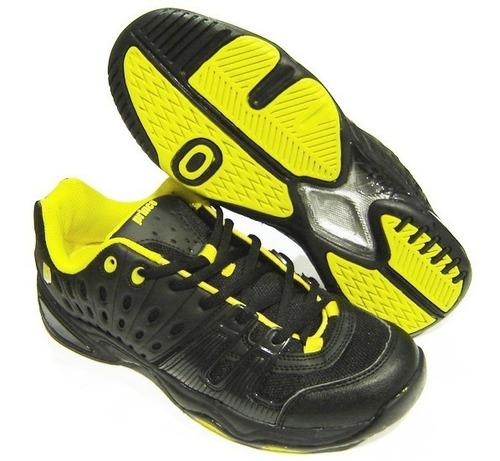 zapatillas prince t22a man ng/am