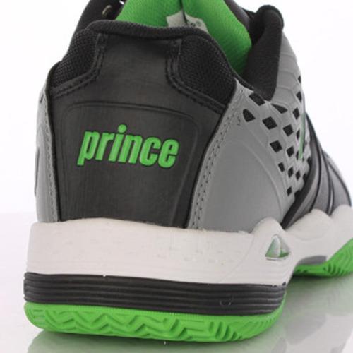 zapatillas prince warrior cc grey liquidación ultimos pares!
