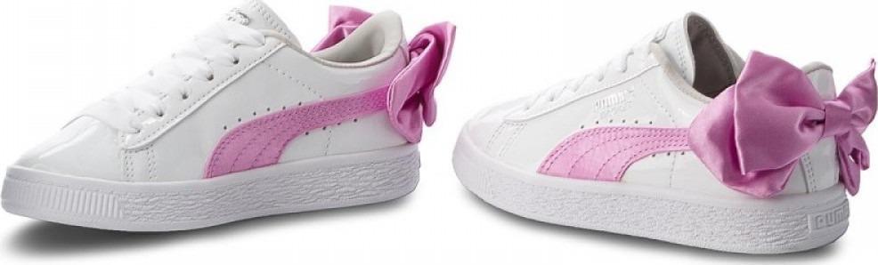 zapatillas puma basket bow patent ac ps 367622-02 looking. Cargando zoom. 84291abc852