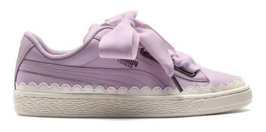 puma basket mujer zapatillas
