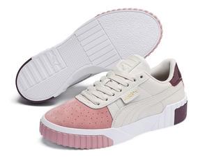 zapatillas cali puma mujer