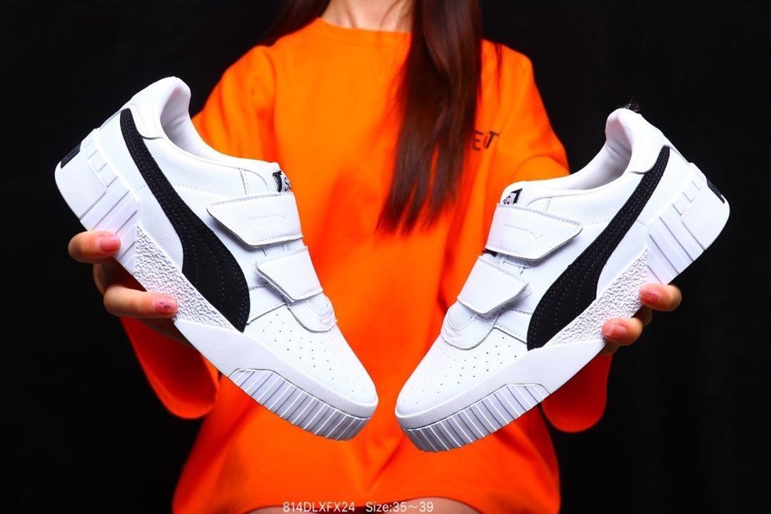 zapatillas de mujer puma velcro