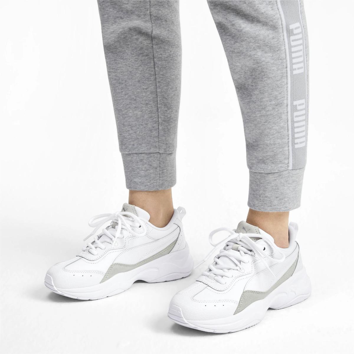 puma zapatilla mujer tobillo