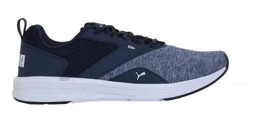 zapatillas puma azul hombre