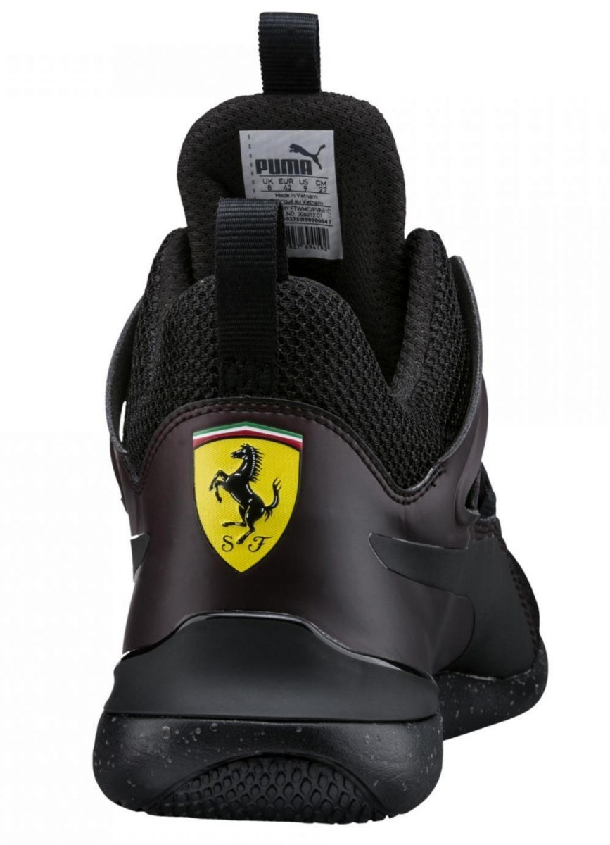 48c07190946 zapatillas puma ferrari premium sf evo cat mid transform. Cargando zoom.
