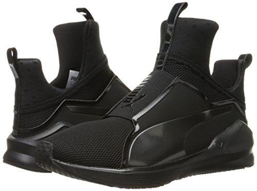zapatillas puma en negro mujer 2018