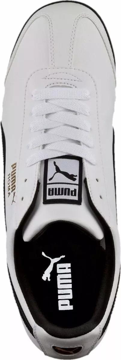 59606175ed7b3 zapatillas puma roma basic blancas para hombre ndph · zapatillas puma  hombre. Cargando zoom.