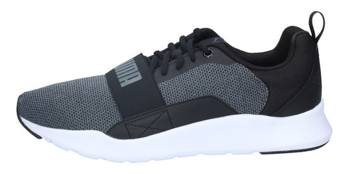zapatillas puma hombre training wired knit gris-2907
