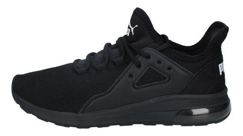 zapatillas puma hombre urbana electron street negro-2900