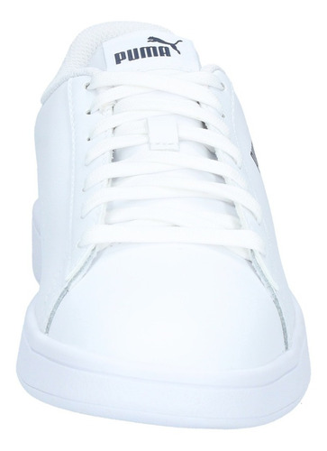 zapatillas puma hombre urbana smash v2 l perf blanca-2903