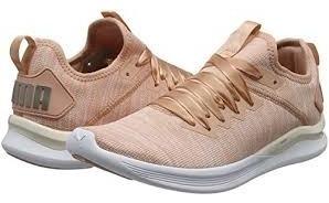 best sneakers d9fe1 a584c Zapatillas Puma Hombres Ignite Flash Evoknit Satin Ep Wns -