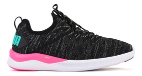 watch 6e691 44908 Zapatillas Puma Ignite Flash Evoknit 119051111 Mujer-1190511