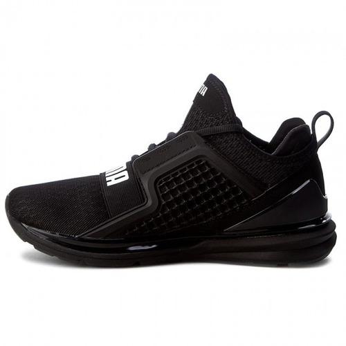 zapatillas puma ignite limitless negro original stock tienda