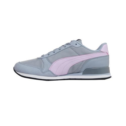 zapatillas puma moda st runner v2 nl mujer gr/rs