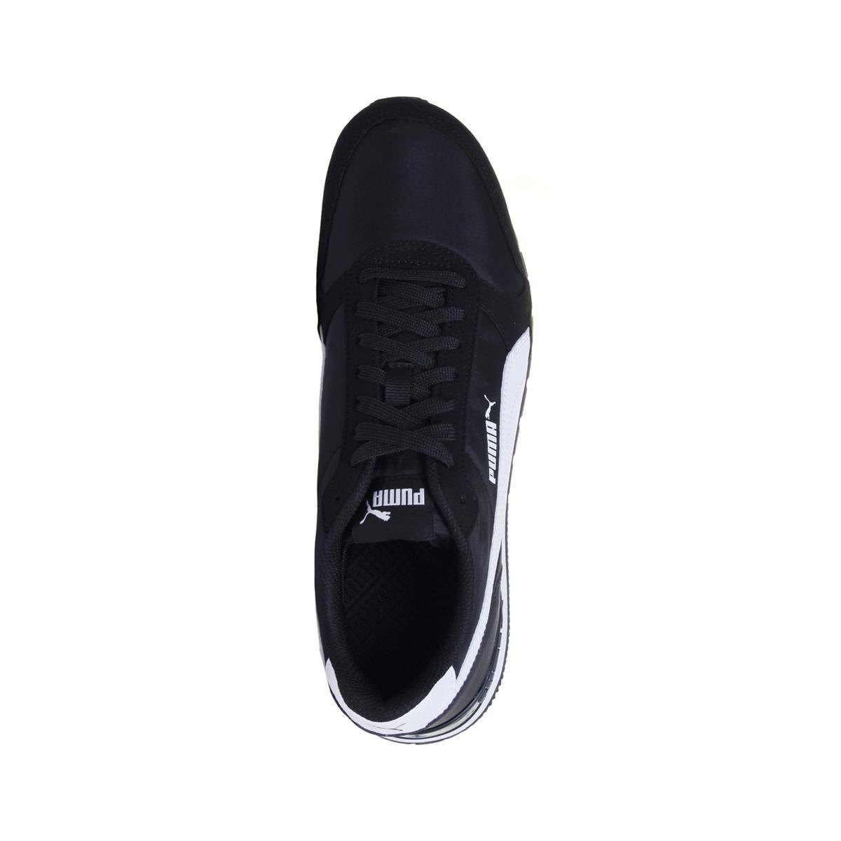 e57f700f4a1d4 zapatillas puma moda st runner v2 nl ng bl. Cargando zoom.